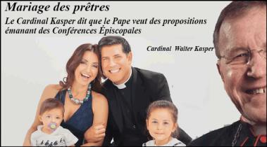 """Résultat de recherche d'images pour """"MARIAGE DES PRETRES"""""""