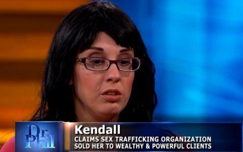 Résultats de recherche d'images pour «USA, le témoignage de Kendall : esclave d'un réseau pédo-satanique»