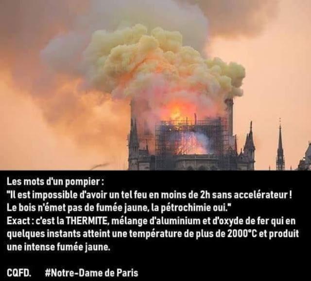 Notre Dame de Paris en flammes  - Page 7 IMG_55211