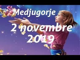"""Résultat de recherche d'images pour """"Medjugorje, Message du 2 novembre 2019 confié à Mirjana"""""""