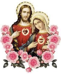 """Résultat de recherche d'images pour """"COEURS UNIS JESUS"""""""