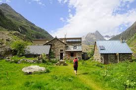 Refuges de montagne en Oisans - Oisans Tourisme