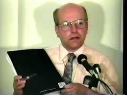 PROPHET JOHN LEARY - 1998 SPEAKING ENGAGEMENT - KEN PETERS - JOHN ...