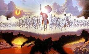Les 4 armées de la bataille d'Armageddon à la Fin des Temps ...