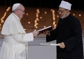 Analyse critique du Document d'Abou Dhabi signé par le pape ...