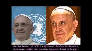 Attention ! Le Faux Prophète prépare la Nouvelle Religion Mondiale ...