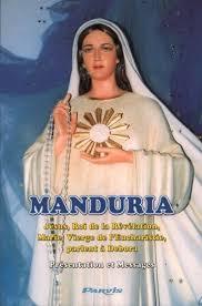 000- Le livre de Manduria Marie la Vierge de l'Eucharistie....