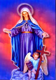 Images pieuses( La Vierge Marie)